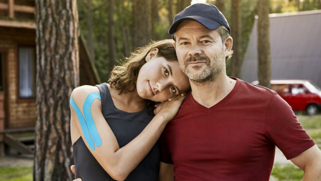 Kadr z filmu Córka trenera