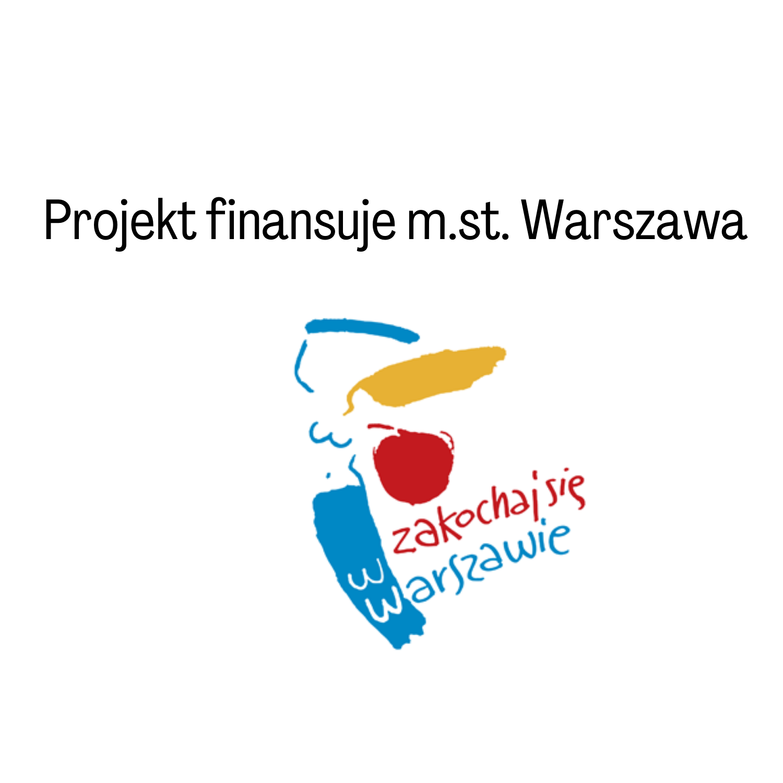 Logo m.st. Warszawy