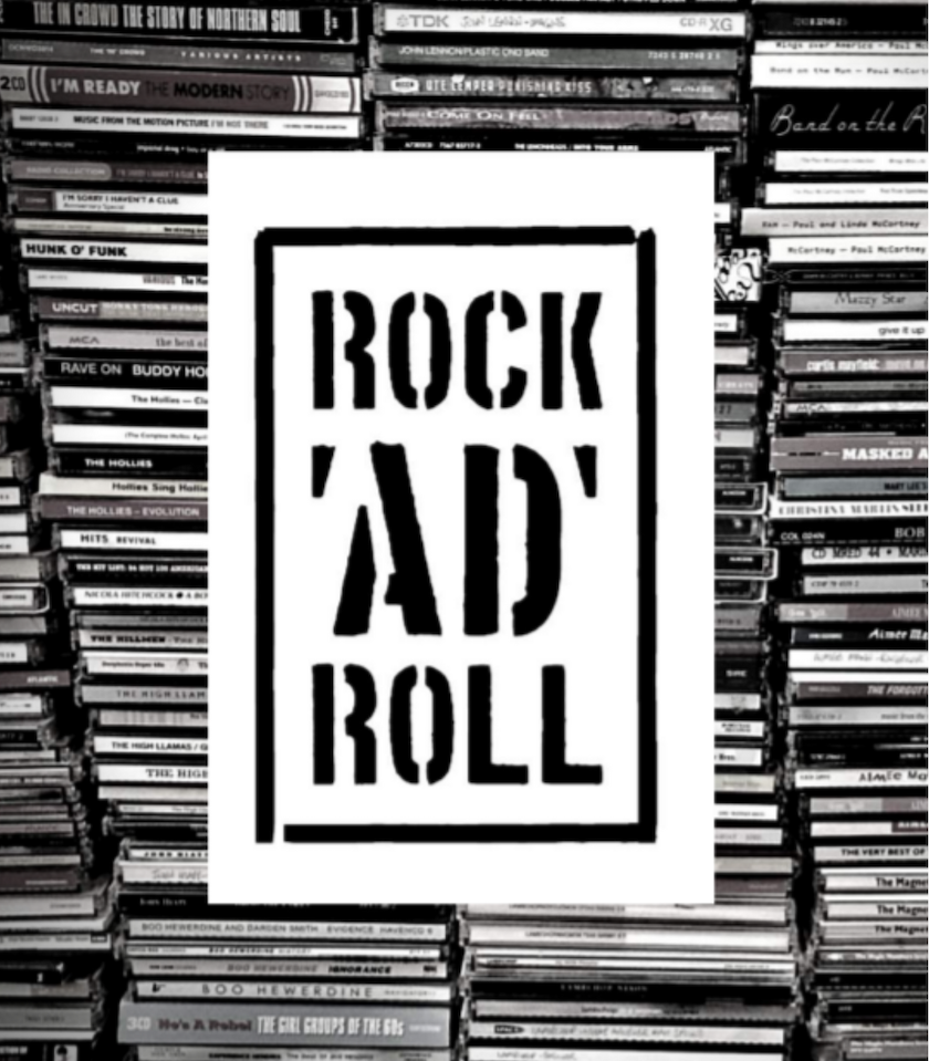 Logotyp Rock'AD'roll